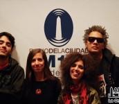 """En Radio Ciudad, programa de Ingrid Beck """"con todo al Aire"""""""