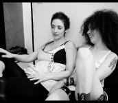 La Trastienda back con Carla(luces)