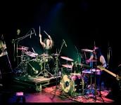 Show La Trastienda con el trio