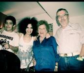 Show La Trastienda con mi familia