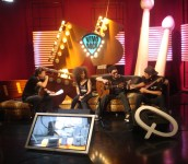 acustico en vivo con el Bebe, promo DVD