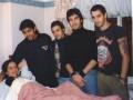 1-junio-1996,nace Pablo y los A77AQUE están ahí por supuesto