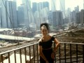 Brooklyn Bridge, 1988,foto sacada por Lonnie
