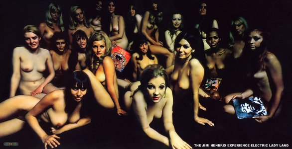 Tapa de Electric Ladyland