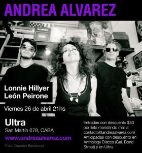 show 26 de Abril en Ultra