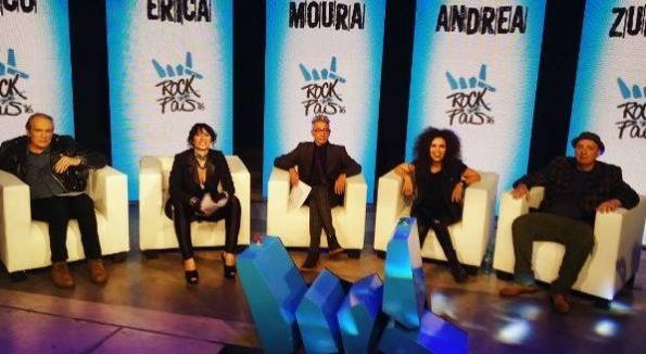Vitico-Erica-Moura - Zucker y yo somos los padrinos mágicos.